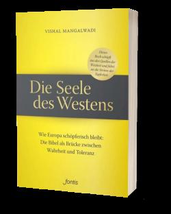 Vishal Mangalwadi Die Seele des Westens Buchcover